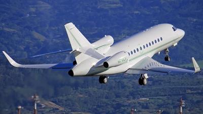 N70LF - Dassault Falcon 900EX - Private