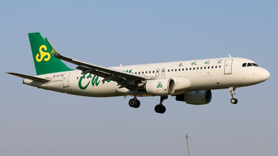 B-6751 - Airbus A320-214 - Spring Airlines