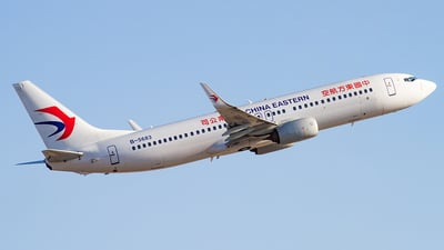 B-5683 - Boeing 737-86N - China Eastern Airlines