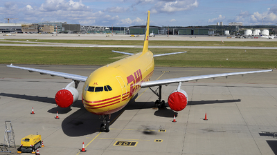 D-AEAL - Airbus A300B4-622R(F) - DHL (European Air Transport)