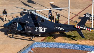 PR-FKB - Agusta-Westland AW-119Kx - Brazil - Highways Federal Police