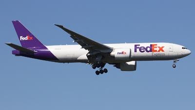 N842FD - Boeing 777-FHT - FedEx