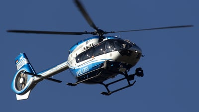 D-HBWZ - Airbus Helicopters H145 - Germany - Police