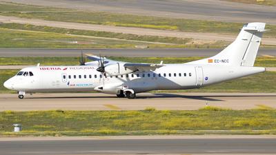 A picture of ECNCC - ATR 72600 - Iberia - © João Machado