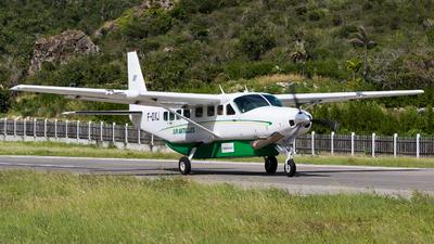 A picture of FOIXJ - Cessna 208B Grand Caravan - Air Antilles - © Martin Rogosz