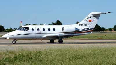 A picture of ECKKD - Hawker Beechcraft 400XP - Gestair - © Donato Bolelli
