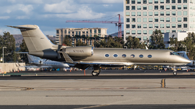 N721BS - Gulfstream G400 - Private