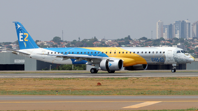A picture of PRZIJ - Embraer E195E2 - Embraer - © Altino Dantas
