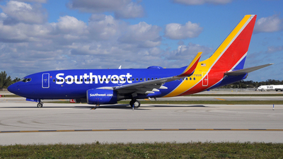 N779SW - Boeing 737-7H4 - Southwest Airlines