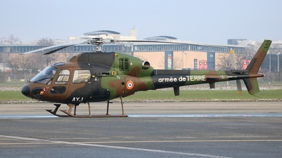 5544 - Aérospatiale AS 555AN Fennec - France - Army