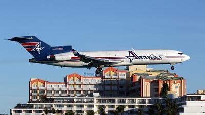 A picture of N495AJ - Boeing 727233(A)(F) - Amerijet International - © Kevin Porter