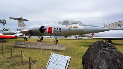 36-8535 - Lockheed F-104J Starfighter - Japan - Air Self Defence Force (JASDF)