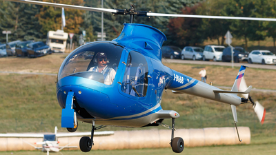 I-B668 - Fama Elicopter-Kiss 209M - Private