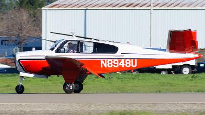 N8948U - Beechcraft S35 Bonanza - Private