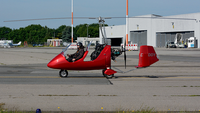 D-MDDY - AutoGyro Europe MTOsport  - Private