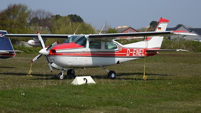 A picture of DENEL - Cessna T210N - [21064002] - © Mirko Bleuer