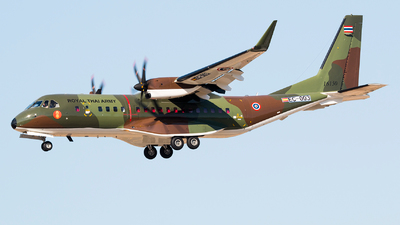 EC-003 - Airbus C295W - Thailand - Royal Thai Army