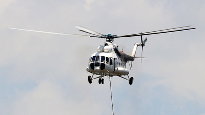 UR-CNC - Mil Mi-8MTV-1 Hip - BNPB - Indonesian National Board for Disaster Management
