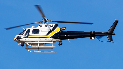 N6968A - Eurocopter AS 350B3 Ecureuil - Private