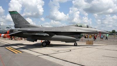 89-2129 - Lockheed Martin F-16C Fighting Falcon - United States - US Air Force (USAF)