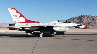 91-0467 - General Dynamics F-16D Fighting Falcon - United States - US Air Force (USAF)