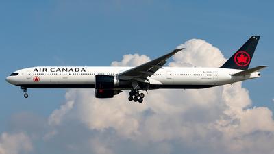 A picture of CFIUV - Boeing 777333(ER) - Air Canada - © Sebastian Sowa
