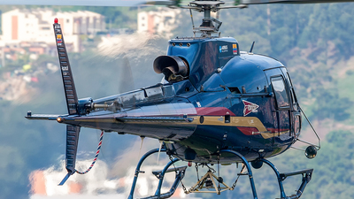 HK-4941 - Eurocopter AS 350 Ecureuil - SADI Colombia (Servicios Aereos de Ibague)