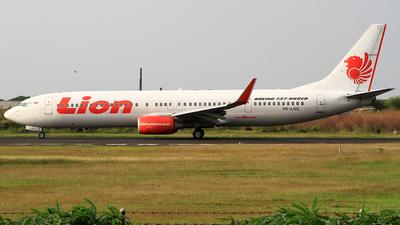 PK-LGS - Boeing 737-9GPER - Lion Air
