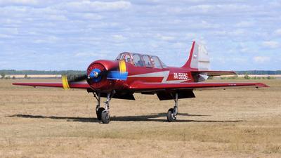 RA-5555G - Yakovlev Yak-52 - Private