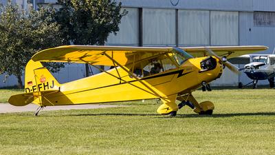 D-EFHJ - Piper J-3C-65 Cub - Private