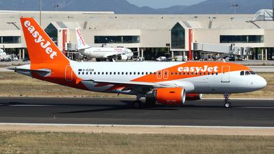 G-EZGB - Airbus A319-111 - easyJet