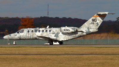 N1MG - Cessna 525B CitationJet 3 - Private