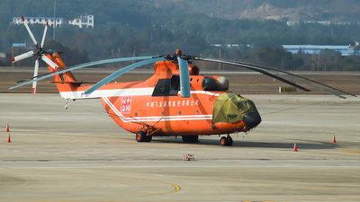 B-7807 - Mil Mi-26TC Halo - China Flying Dragon Airlines