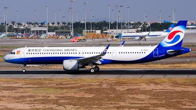 B-30E8 - Airbus A321-253NX - Chongqing Airlines