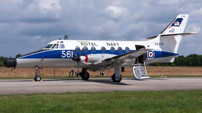 XX476 - British Aerospace Jetstream T.2 - United Kingdom - Royal Navy
