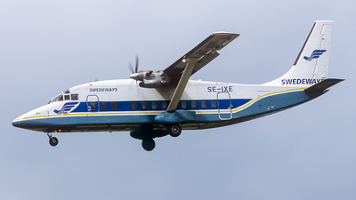 SE-IXE - Short 360-200 - Swedeways Air Lines
