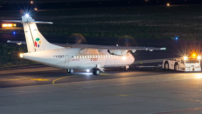 LY-DAT - ATR 42-500 - Danish Air Transport (DAT)