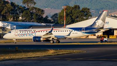 XA-HAC - Embraer 190-100IGW - Aeroméxico Connect