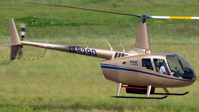 JA829D - Robinson R66 Turbine - First Flying (FFC)