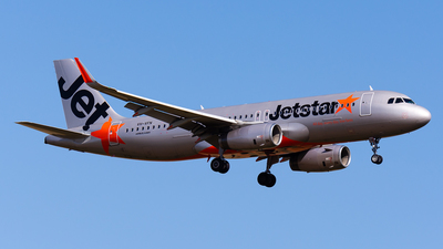 VH-VFN - Airbus A320-232 - Jetstar Airways