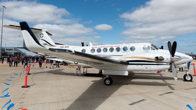 A picture of A32988 - Beech 300 Super King Air 350 -  - © Mitch Coad