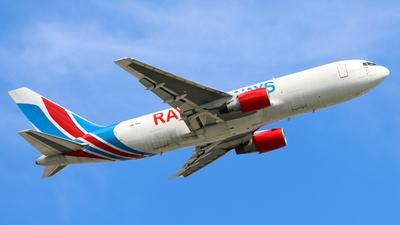 9M-RXC - Boeing 767-232(BDSF) - Raya Airways