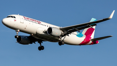 D-AEWP - Airbus A320-214 - Eurowings