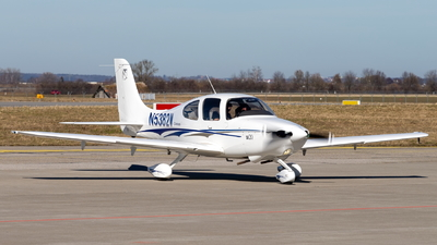 N5382W - Cirrus SR20 - Private