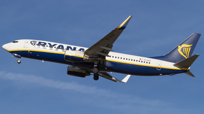 EI-DCR - Boeing 737-8AS - Ryanair