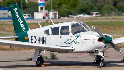 EC-HNN - Piper PA-28R-180 Cherokee Arrow - Aerotec