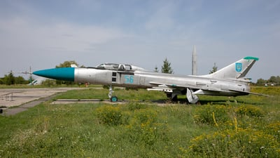 56 - Sukhoi Su-15UM Flagon - Russia - Air Force