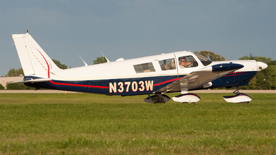 A picture of N3703W - Piper PA32260 - [32616] - © Jeremy D. Dando