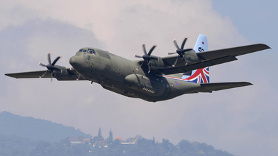 ZH883 - Lockheed Martin Hercules C.5 - United Kingdom - Royal Air Force (RAF)