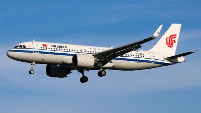 B-322G - Airbus A320-271N - Air China